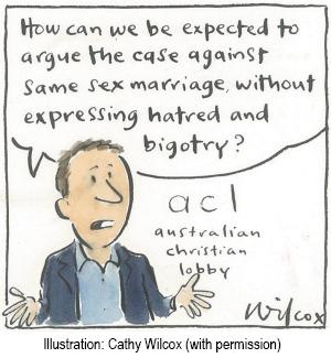 Cathy Wilcox Cartoon